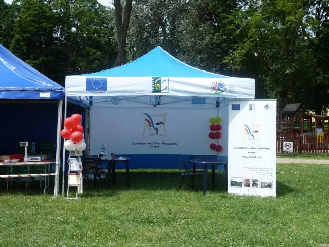 festyn Ekologiczno-Rodzinny w Grodzisku Wielkopolskim - 3 czerwca 2012 r.