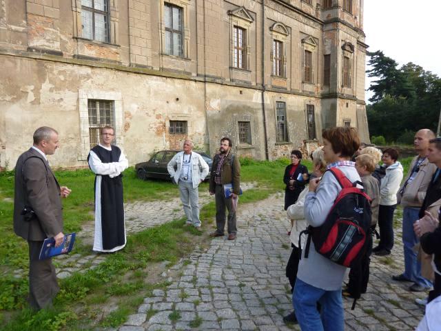 Wizyta w Lubiążu