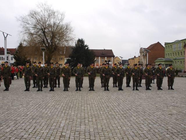 uczestnictwo wojska polskiego