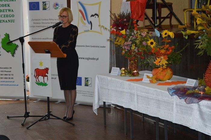 podziękowania i podsumowanie konferencji - p. Honorata Kozłowska