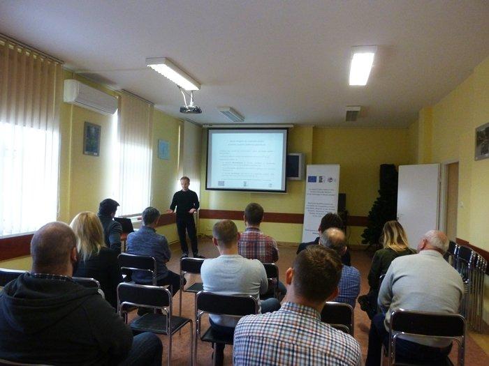 szkolenie w zakresie podejmowania i rozwijania działalności gospodarczej